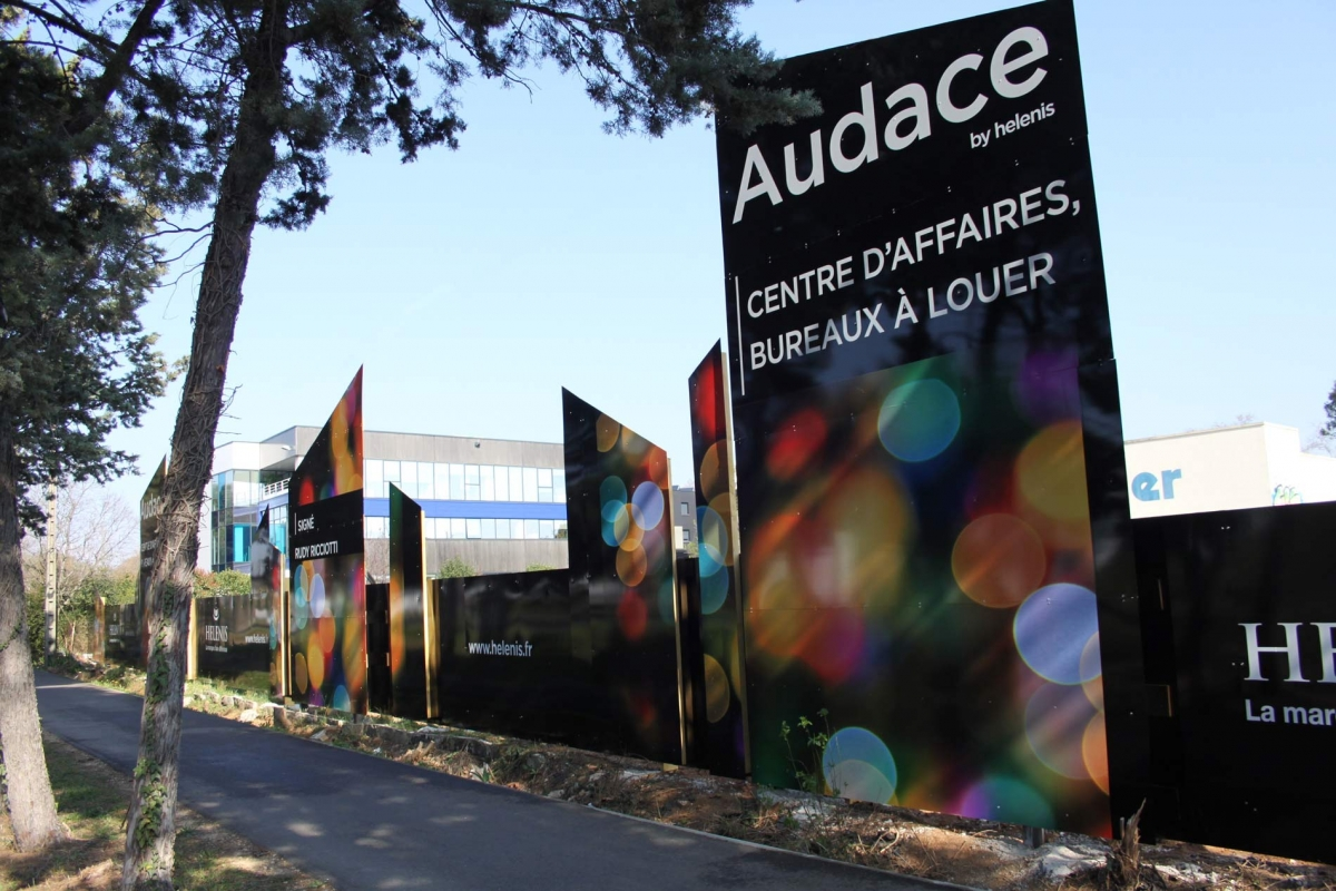 Audace  by HELENIS