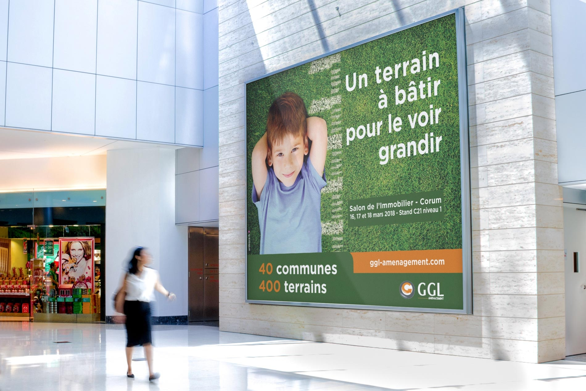 Campagne BtoC - GGL Groupe