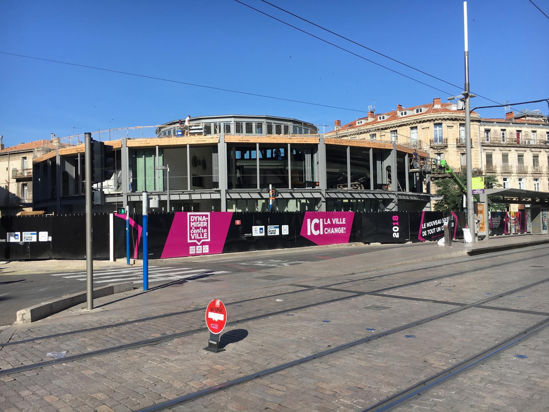 Les Halles Laissac - Montpellier