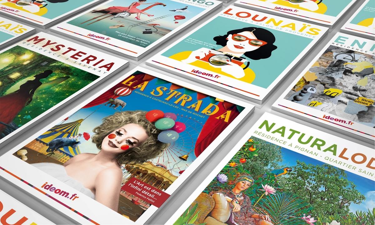 Magazines IDEOM