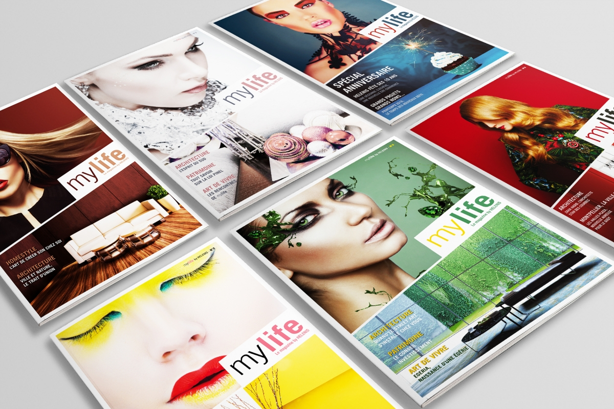 My Life Le magazine by HELENIS