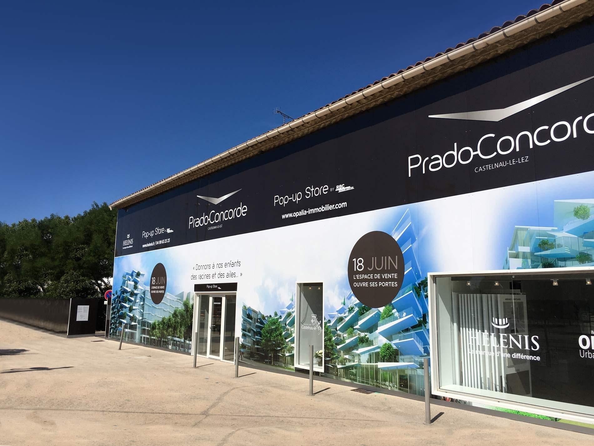 Prado Concorde - Castelnau le Lez